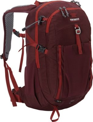 Mountainsmith Approach 25 Womens Hiking Backpack Huckleberry - Mountainsmith Day Hiking Backpacks