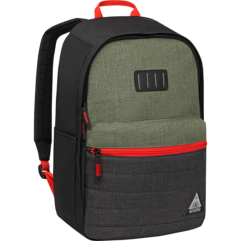 OGIO Lewis Laptop Backpack Olive OGIO Business Laptop Backpacks