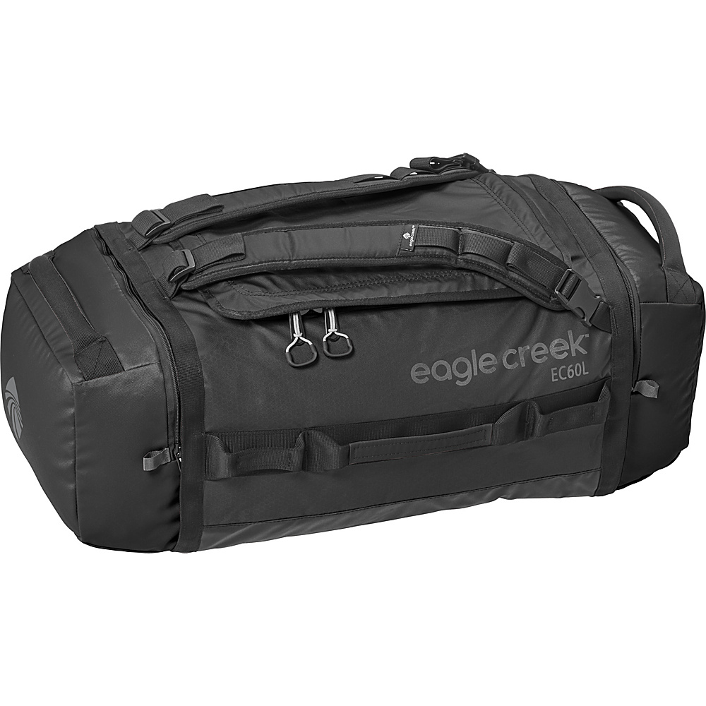Eagle Creek Cargo Hauler Duffel 60L / M Black - Eagle Creek Outdoor Duffels - Duffels, Outdoor Duffels