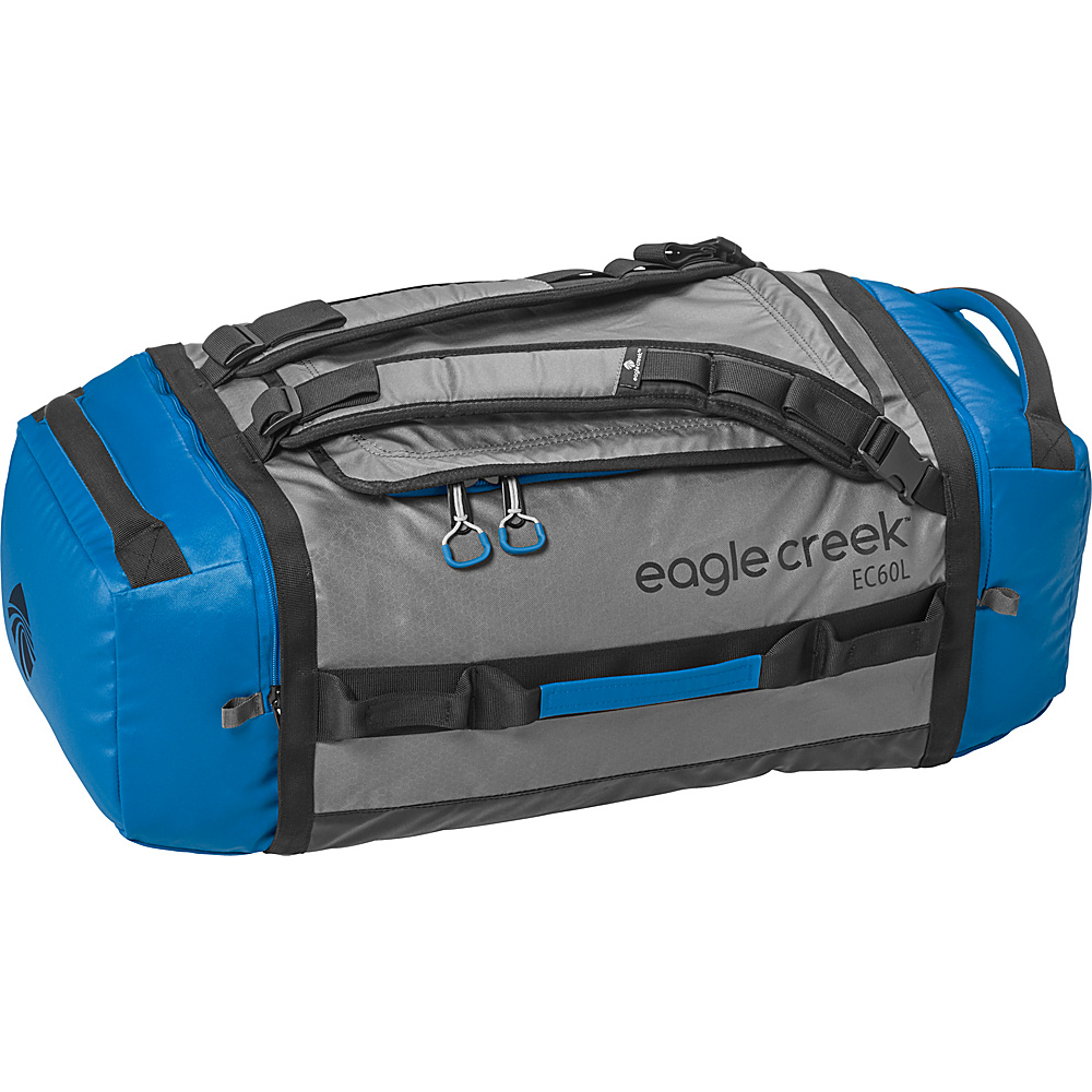 Eagle Creek Cargo Hauler Duffel 60L / M Blue/Grey - Eagle Creek Outdoor Duffels - Duffels, Outdoor Duffels