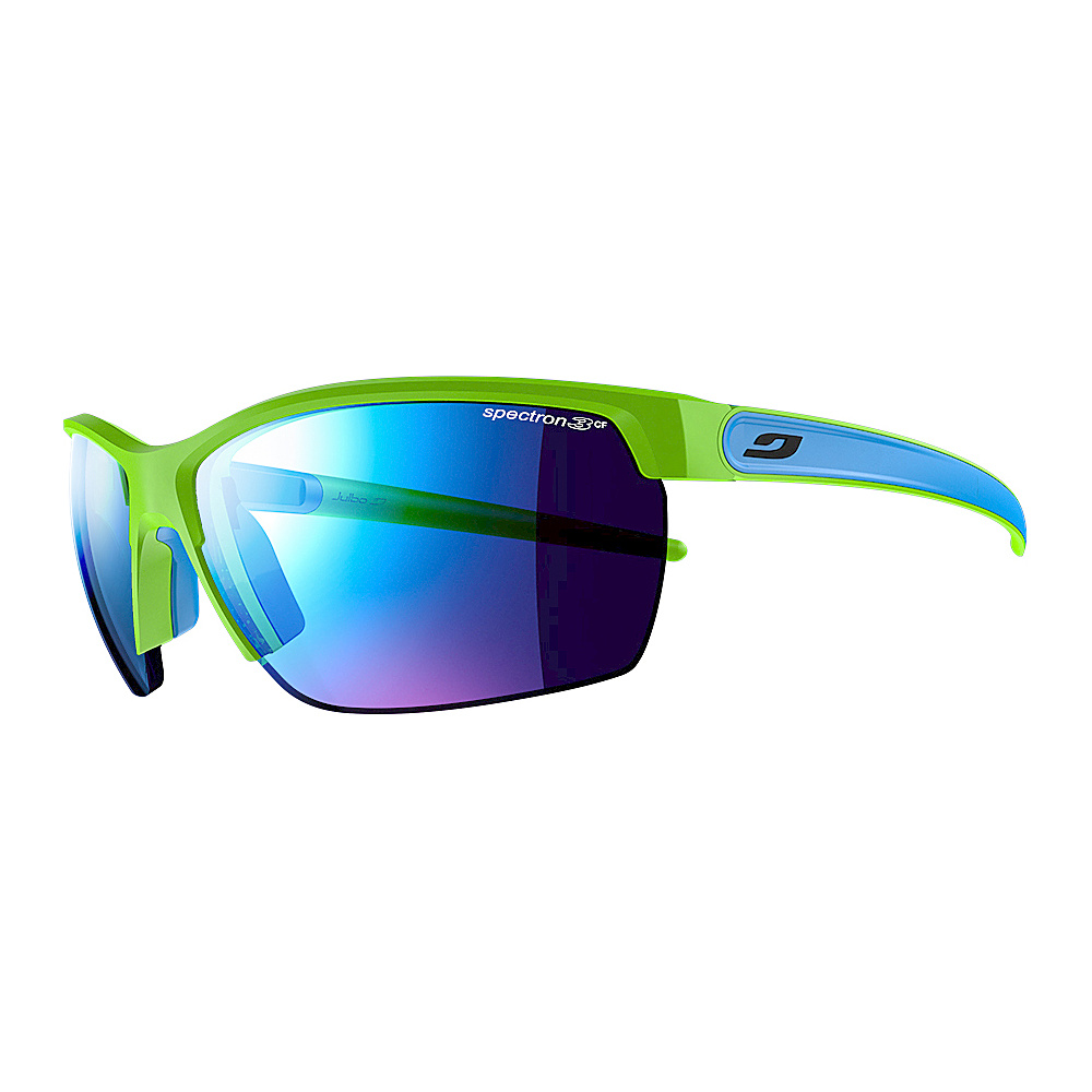 Julbo Zephyr With Spectron 3cf Lens Green Blue Julbo Sunglasses