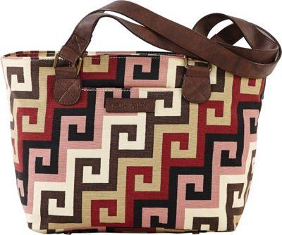 Image of Bella Taylor Ambrose Mini tote Pink - Bella Taylor Fabric Handbags
