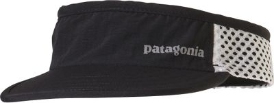 Patagonia Duckbill Visor One Size - Black - Patagonia Hats/Gloves/Scarves