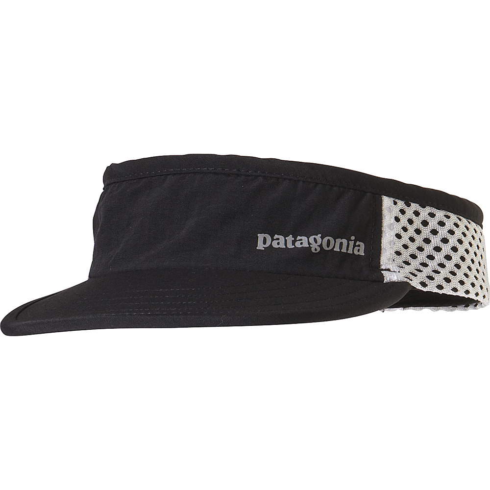 Patagonia Duckbill Visor Black Patagonia Hats Gloves Scarves