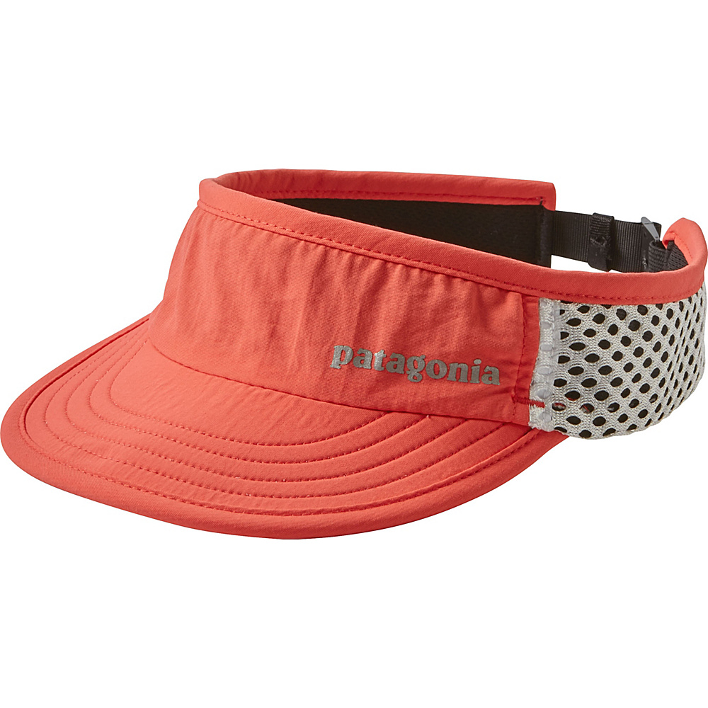 Patagonia Duckbill Visor One Size - Carve Coral - Patagonia Hats/Gloves/Scarves - Fashion Accessories, Hats/Gloves/Scarves