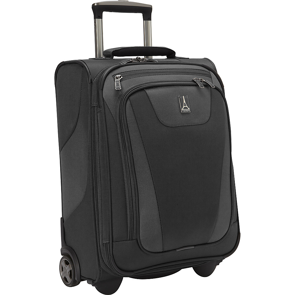 Travelpro Maxlite 4 International Carry-On Rollaboard Black - Travelpro Softside Carry-On