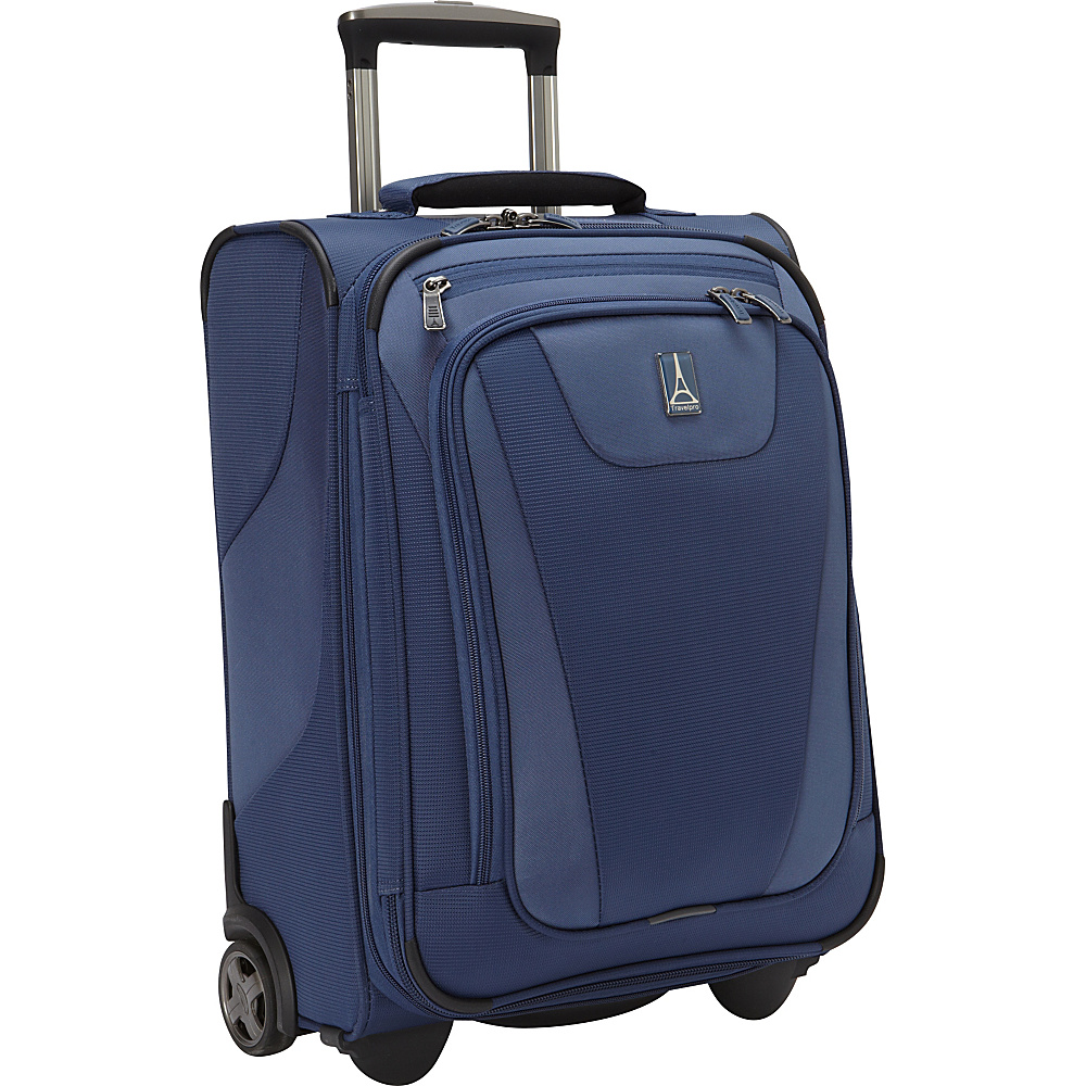 Travelpro Maxlite 4 International Carry-On Rollaboard Blue - Travelpro Softside Carry-On