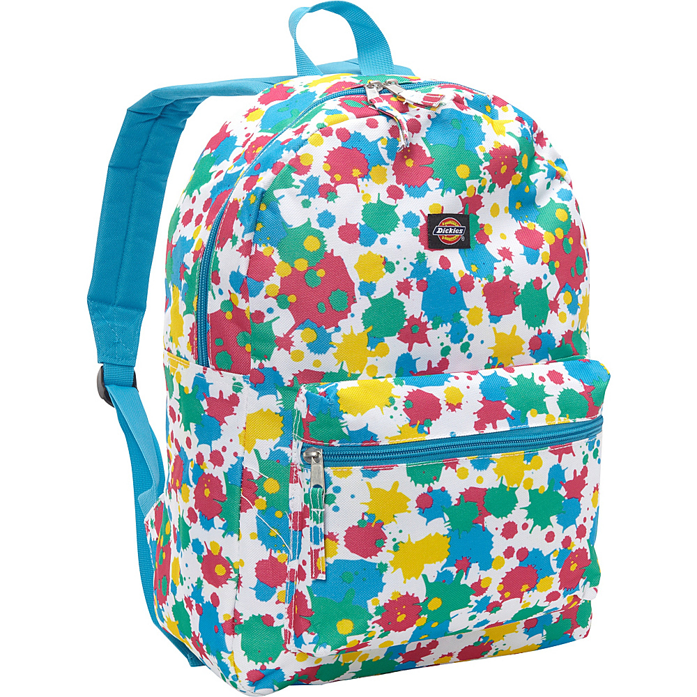 Dickies Recess Backpack Bright Paint Splatter Dickies Everyday Backpacks