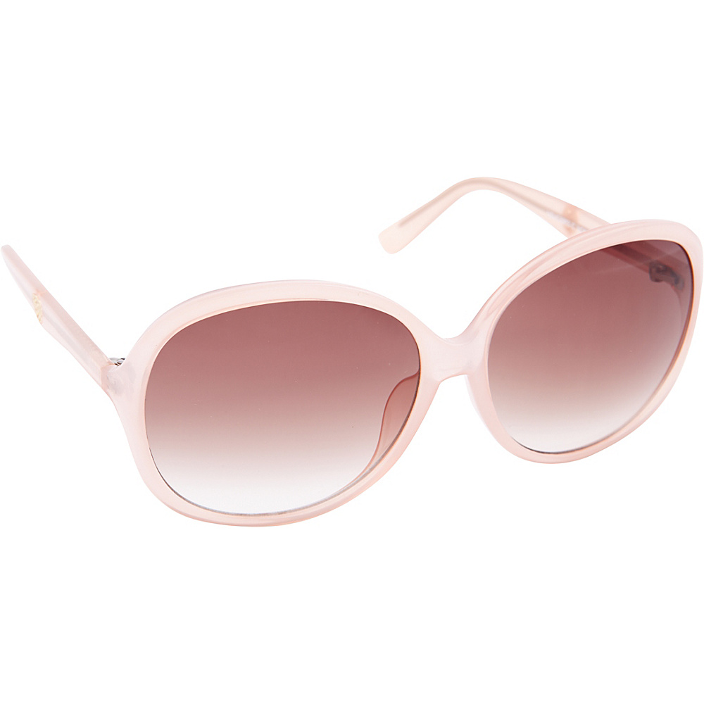 Vince Camuto Eyewear VC679 Sunglasses Pink Vince Camuto Eyewear Sunglasses