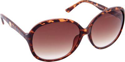 Vince Camuto Eyewear VC679 Sunglasses Tortoise - Vince Camuto Eyewear Sunglasses