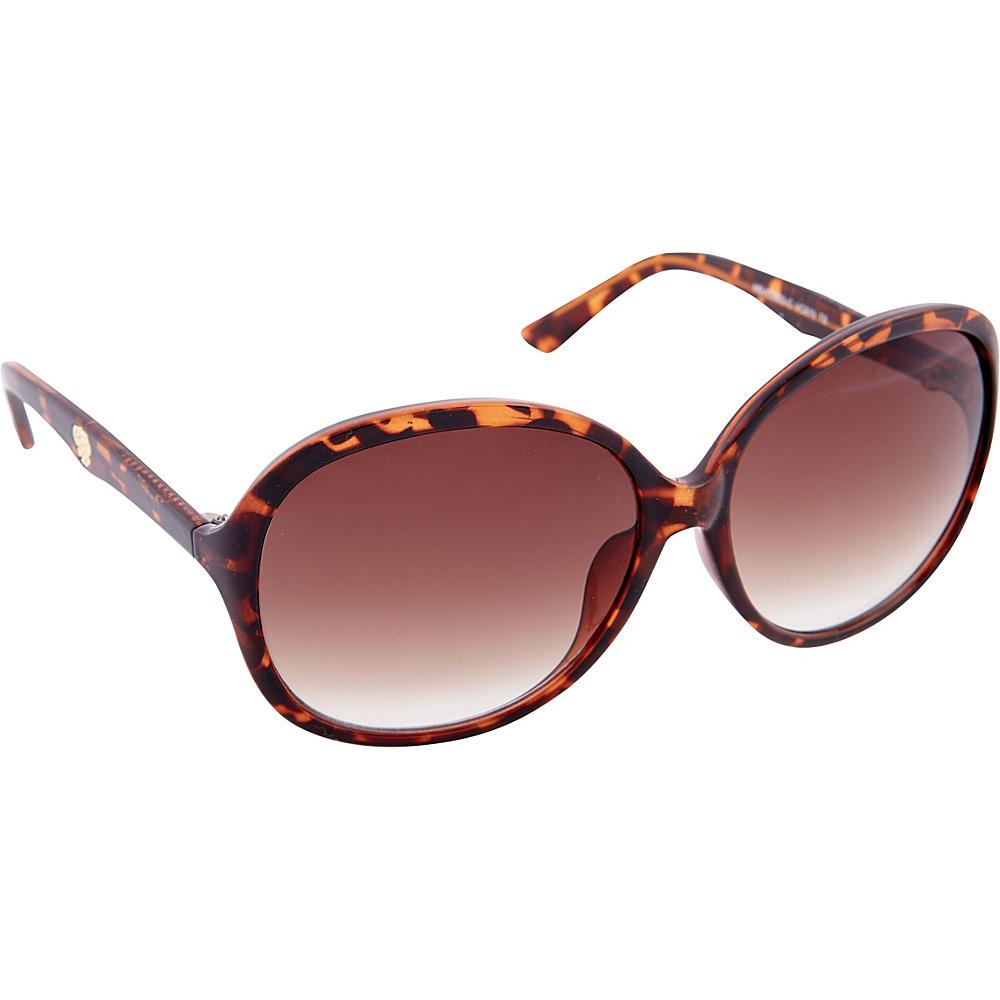 Vince Camuto Eyewear VC679 Sunglasses Tortoise Vince Camuto Eyewear Sunglasses