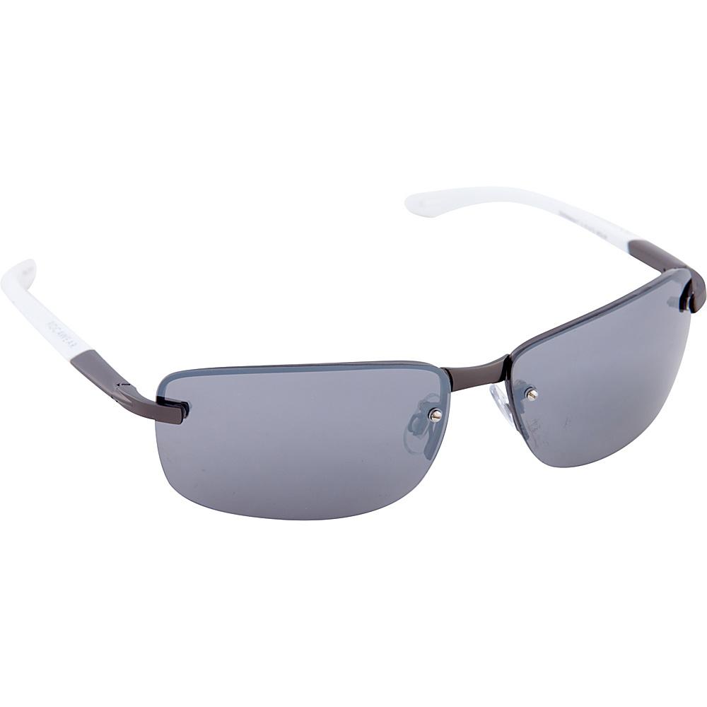 Rocawear Sunwear R1413 Men s Sunglasses Matte Gun Rocawear Sunwear Sunglasses