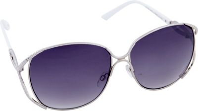Rocawear Sunwear R569 Women's Sunglasses Silver White - Rocawear Sunwear Sunglasses