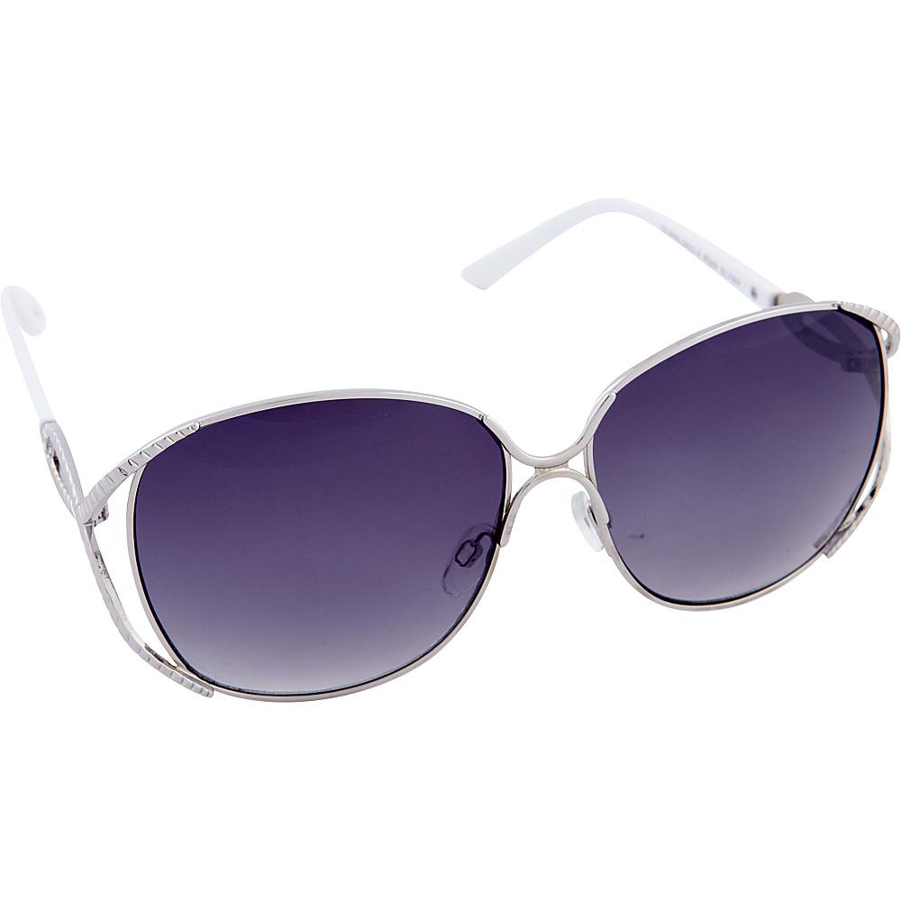Rocawear Sunwear R569 Women s Sunglasses Silver White Rocawear Sunwear Sunglasses