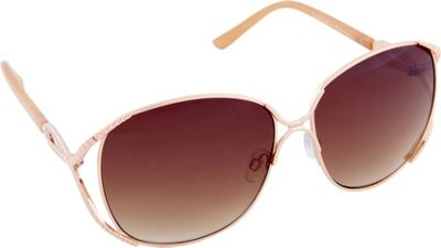 Rocawear Sunwear R569 Women's Sunglasses Rose Gold Nude - Rocawear Sunwear Sunglasses