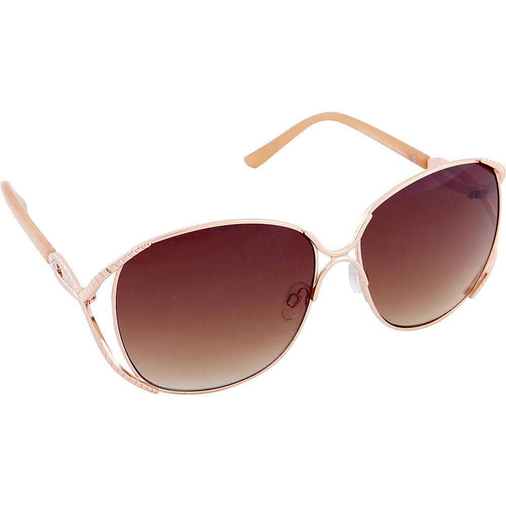 Rocawear Sunwear R569 Women s Sunglasses Rose Gold Nude Rocawear Sunwear Sunglasses