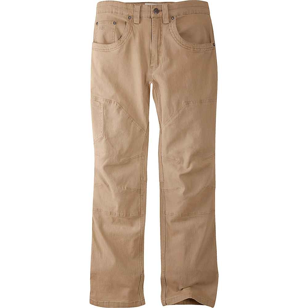 Mountain Khakis Camber 107 Pants 42 - 32in - Yellowstone - 42W 32L - Mountain Khakis Mens Apparel - Apparel & Footwear, Men's Apparel