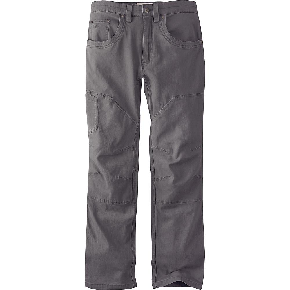 Mountain Khakis Camber 107 Pants 38 - 30in - Slate - 38W 30L - Mountain Khakis Mens Apparel - Apparel & Footwear, Men's Apparel
