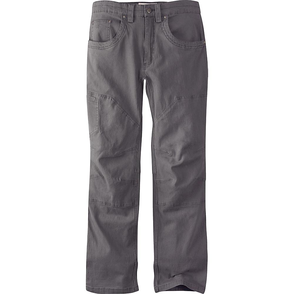 Mountain Khakis Camber 107 Pants 42 - 30in - Slate - 42W 30L - Mountain Khakis Mens Apparel - Apparel & Footwear, Men's Apparel