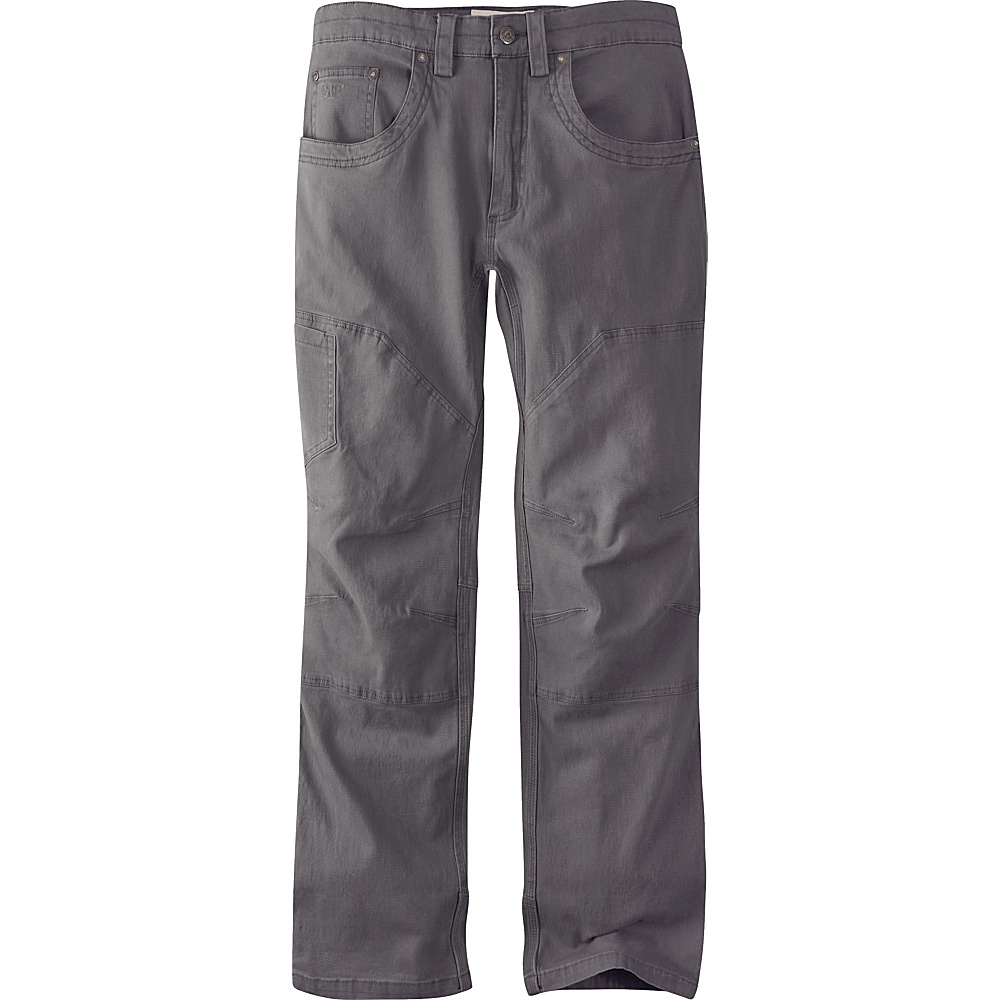 Mountain Khakis Camber 107 Pants 42 - 32in - Slate - 42W 32L - Mountain Khakis Mens Apparel - Apparel & Footwear, Men's Apparel