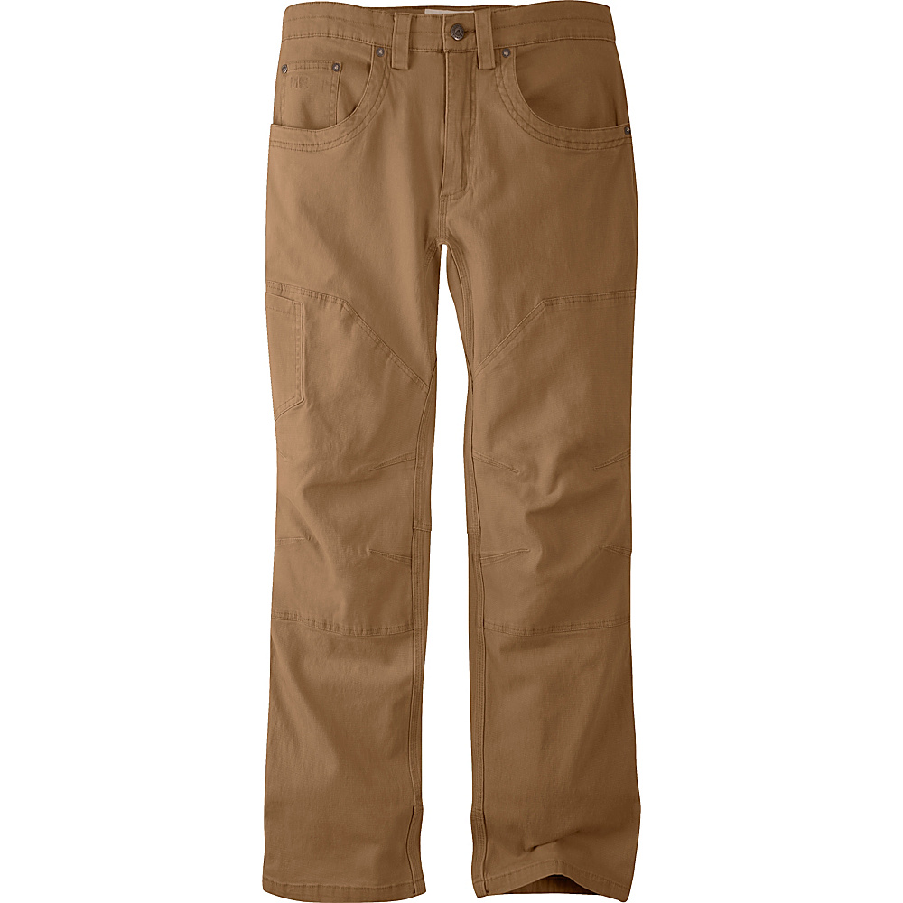 Mountain Khakis Camber 107 Pants 42 - 30in - Tobacco - 42W 30L - Mountain Khakis Mens Apparel - Apparel & Footwear, Men's Apparel
