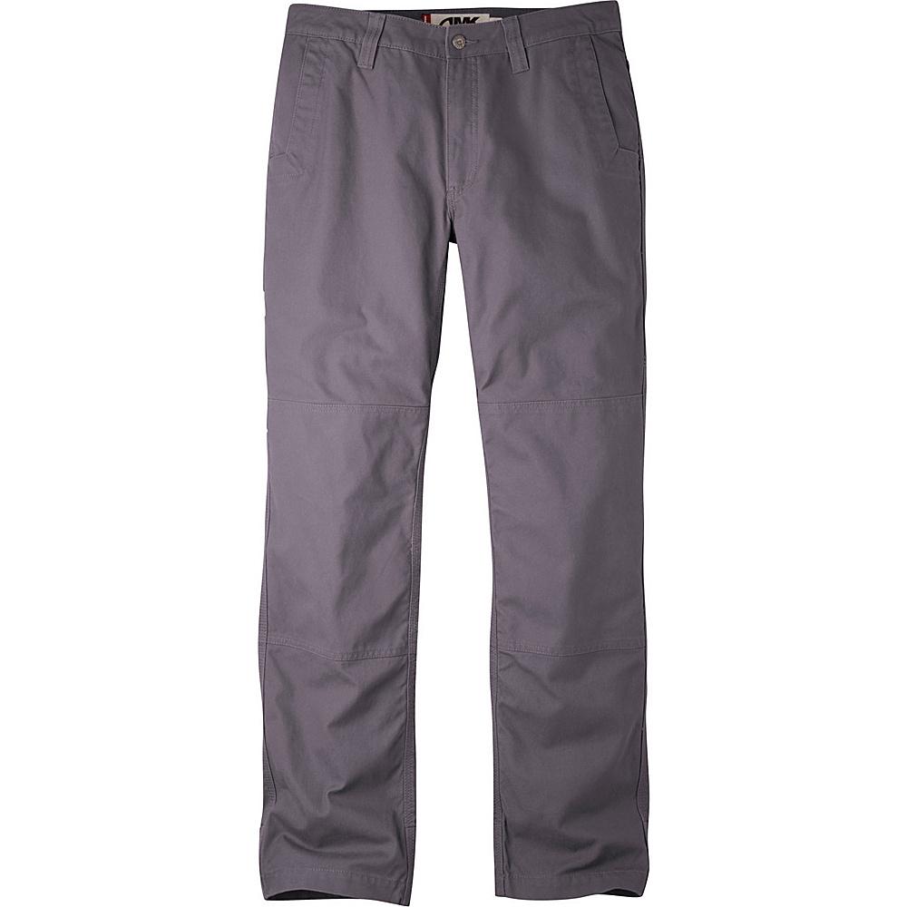 Mountain Khakis Alpine Utility Pants 42 - 32in - Granite - Mountain Khakis Mens Apparel - Apparel & Footwear, Men's Apparel