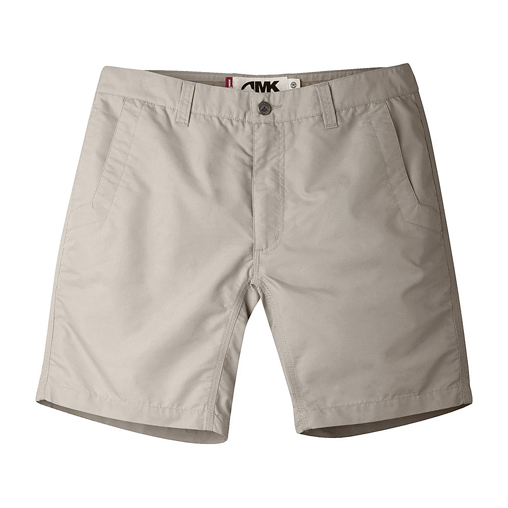 Mountain Khakis Poplin Shorts 36 - 10in - Navy - Mountain Khakis Mens Apparel - Apparel & Footwear, Men's Apparel