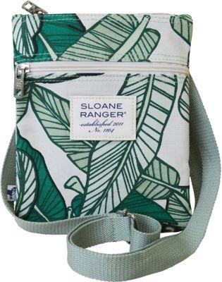 Sloane Ranger Crossbody Bag Banana Leaf - Sloane Ranger Fabric Handbags