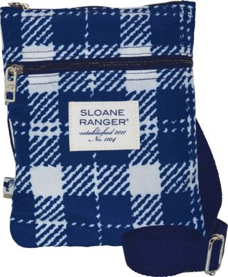 Sloane Ranger Crossbody Bag Classic Check - Sloane Ranger Fabric Handbags