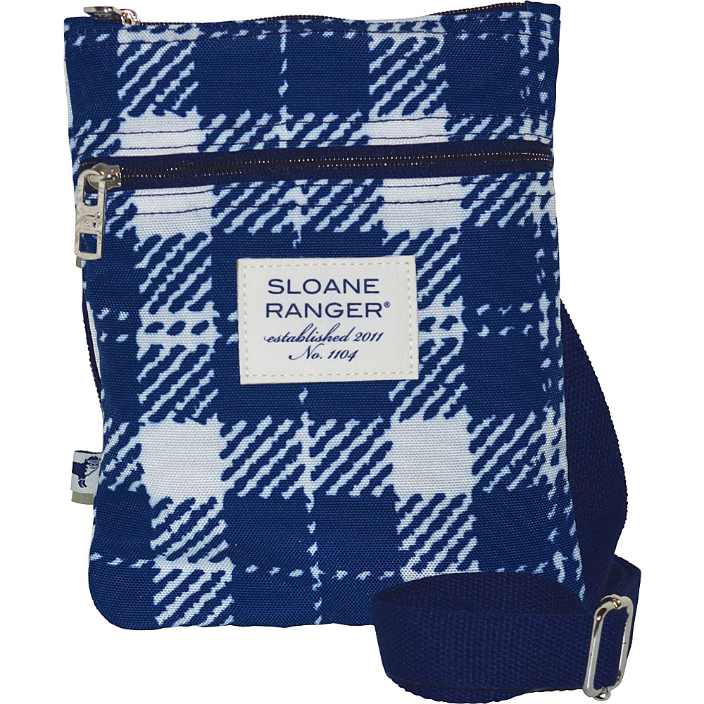 Sloane Ranger Crossbody Bag Classic Check Sloane Ranger Fabric Handbags
