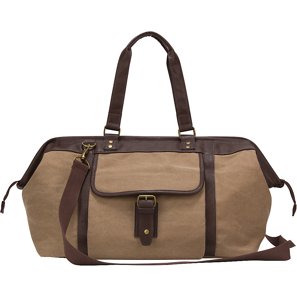 Goodhope Bags The Arlington Duffel Brown Goodhope Bags Travel Duffels