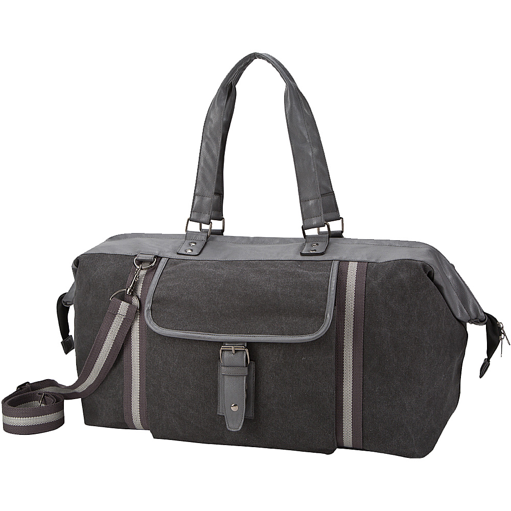 Goodhope Bags The Arlington Duffel Grey Goodhope Bags Travel Duffels