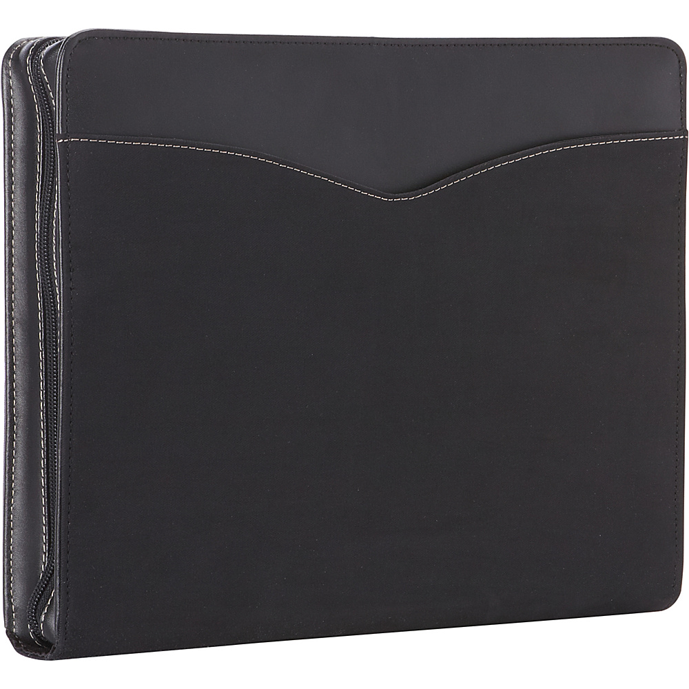 Goodhope Bags Zip Around Padfolio Black Goodhope Bags Business Accessories