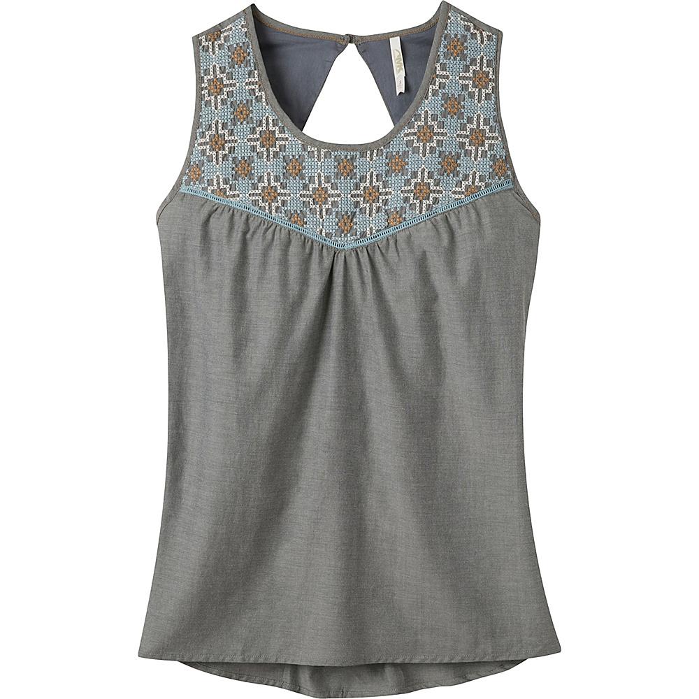 Mountain Khakis Sunnyside Tank M - Clear Blue - Mountain Khakis Womens Apparel - Apparel & Footwear, Women's Apparel
