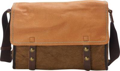 TSD Birch Messenger Camel - TSD Fabric Handbags