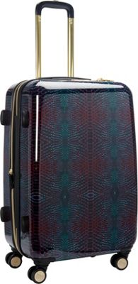 "Image of Aimee Kestenberg Ivy 24"" Luggage Midnight Python - Aimee Kestenberg Hardside Luggage"