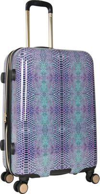 Aimee Kestenberg Ivy 24 inch Luggage Marine Python - Aimee Kestenberg Hardside Checked