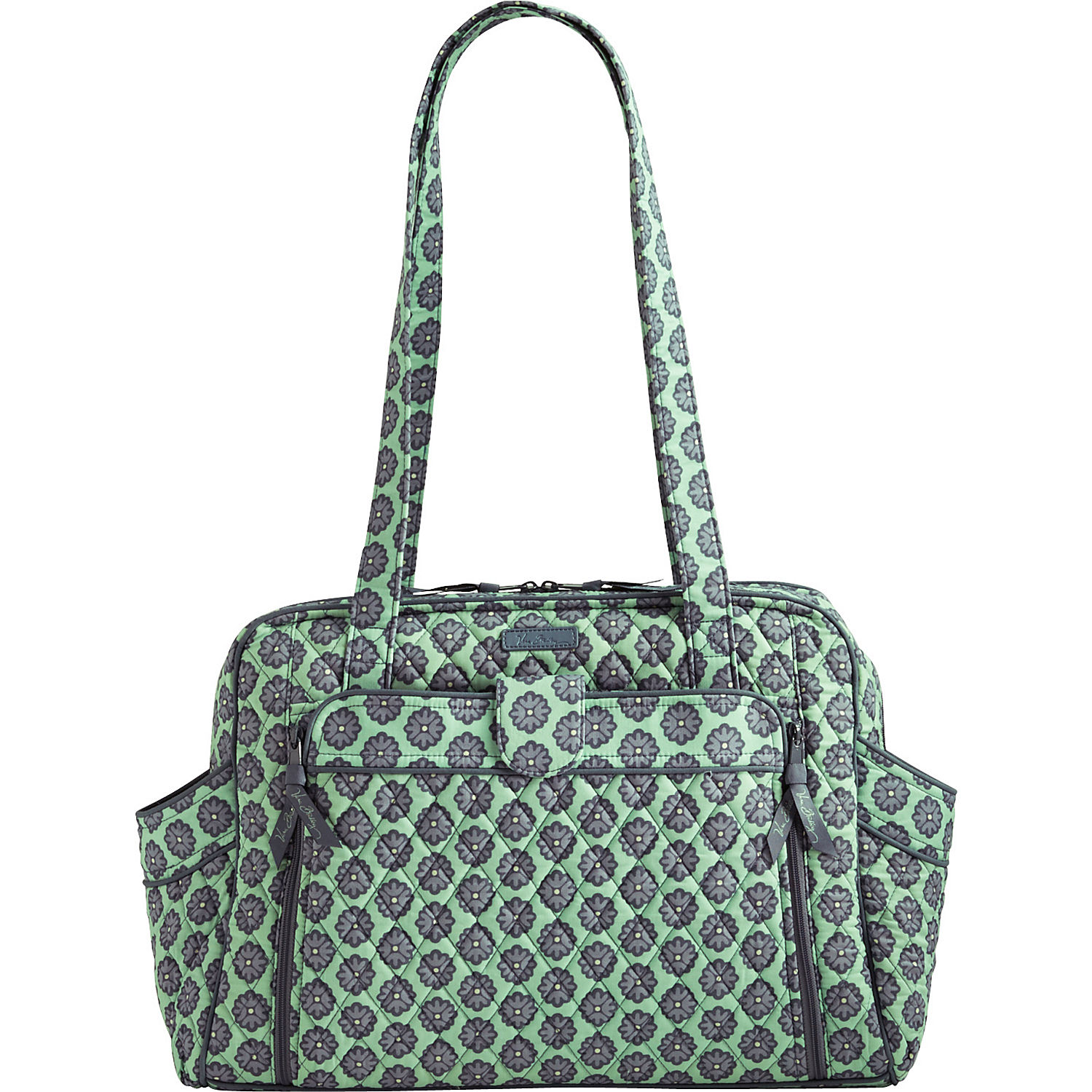 vera bradley stroll around baby bag. Black Bedroom Furniture Sets. Home Design Ideas