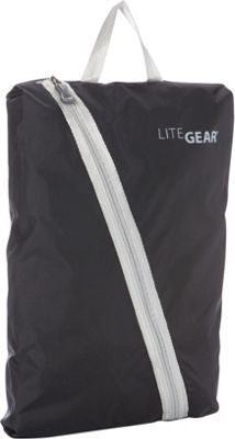 Lite Gear Shoe Bag Black - Lite Gear Travel Organizers