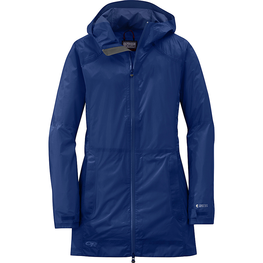 Outdoor Research Womens Helium Traveler Jacket XS - Baltic - Outdoor Research Womens Apparel - Apparel & Footwear, Women's Apparel