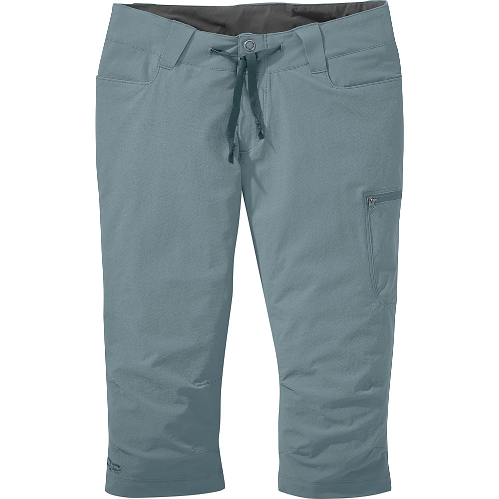 Outdoor Research Womens Ferrosi Capris 2 - Shade - Outdoor Research Womens Apparel - Apparel & Footwear, Women's Apparel