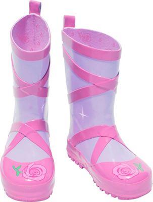 Kidorable Ballerina Rain Boots 2