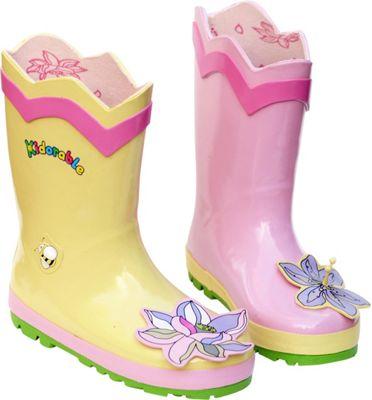 Kidorable Lotus Rain Boots 5