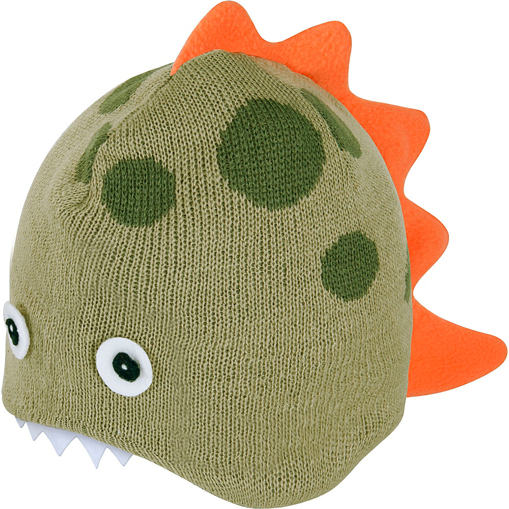Kidorable Dinosaur Hat One Size - Green - One Size - Kidorable Hats/Gloves/Scarves - Fashion Accessories, Hats/Gloves/Scarves
