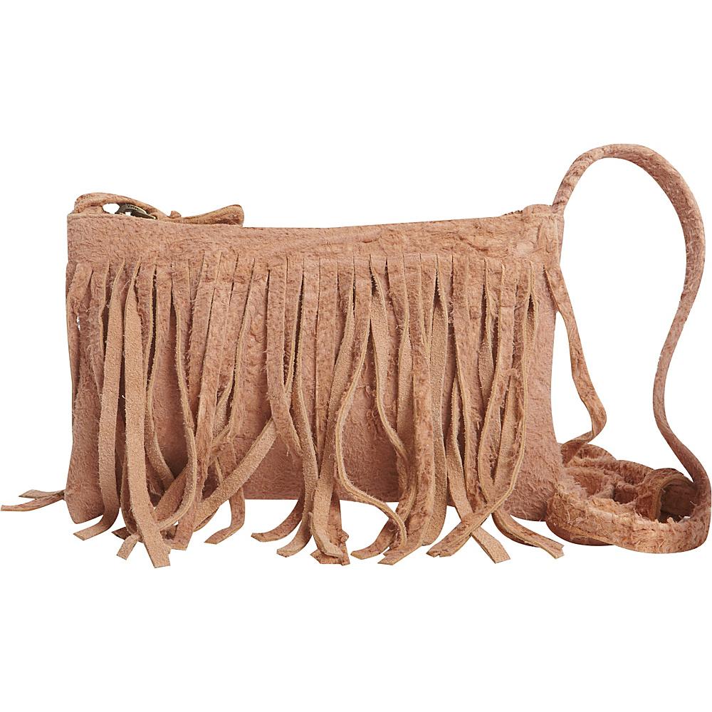 Latico Leathers Joyce Crossbody Blush - Latico Leathers Leather Handbags - Handbags, Leather Handbags