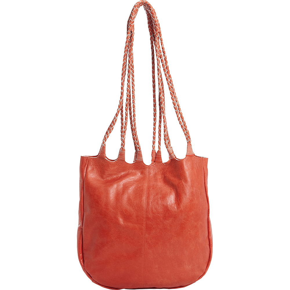 Latico Leathers Ginny Tote Vintage Red - Latico Leathers Leather Handbags - Handbags, Leather Handbags