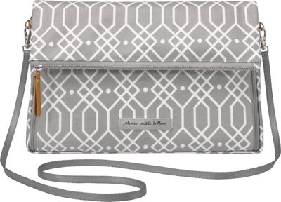 Petunia Pickle Bottom Crossover Clutch Quartz - Petunia Pickle Bottom Diaper Bags & Accessories