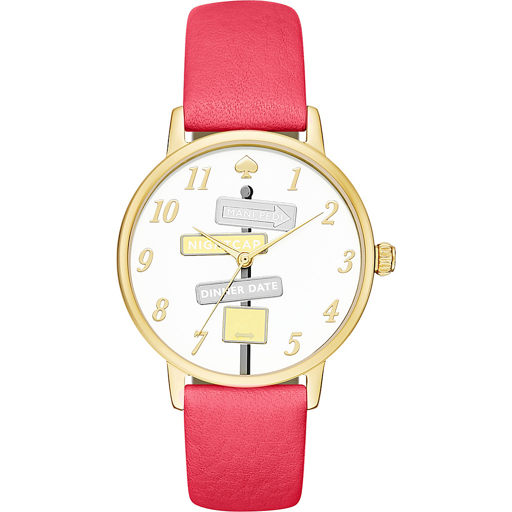 kate spade watches Metro Watch Pink kate spade watches Watches