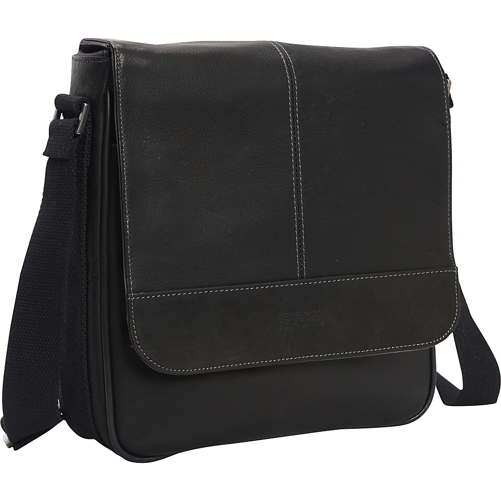 Kenneth Cole Reaction A New Bag inning Leather Tablet Case Black Kenneth Cole Reaction Electronic Cases