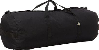 North Star Bags 42 inch Gear Duffel Bag Midnight Black - North Star Bags Travel Duffels